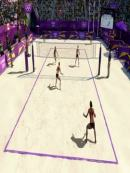 London 2012: The Official Video Game - Women's Beach Volleyball