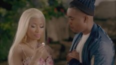 Nicki Minaj - Right By My Side (Explicit) ft. Chris Brown (Official Video)