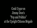 Cenk  UCBs Pop And Politics w Comedian Jimmy Dore  More