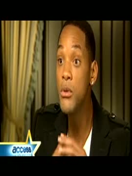 Will Smith supports Anonymous