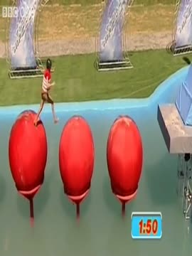 Total Wipeout - First To Defeat The Balls_