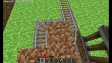 Bob's Minecart Tutorial 3_ Advanced Minecart Stations