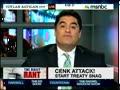 Money For War - Cenk Attack on MSNBC