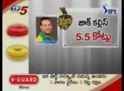 IPL 2014 Player Auction Day-1